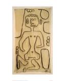 Collect Oneself Giclee-trykk av Paul Klee