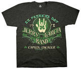 Jerry Garcia - JGB St Patricks Day T-paita