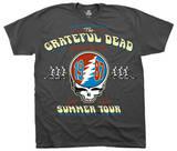 Grateful Dead - Summer Tour '87 Bluser
