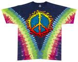 Peace Amoeba Skjorte