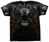 Three Tiger Roar Magliette