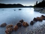 Scenic Landscape at Independence Lake, California. Fotografisk trykk av Ian Shive