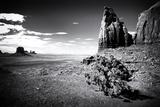 Landscape - Monument Valley - Utah - United States Fotografisk trykk av Philippe Hugonnard