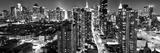 Panoramic Landscape - Times square - Manhattan - New York City - United States Fotografisk trykk av Philippe Hugonnard