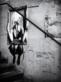 Street Art - Paris - France Photographic Print by Philippe Hugonnard
