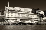 Alcatraz Island - Prison - San Francisco - California - United States Photographic Print by Philippe Hugonnard