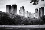 Central Park Impressão fotográfica por Philippe Hugonnard