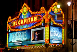 El Capitan - Hollywood Boulevard - Los Angles - Californie - United States Photographic Print by Philippe Hugonnard