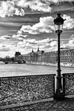 Vue Pont Des Arts Reproduction photographique par Philippe Hugonnard