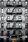 Buildings and Structures - Manhattan - New York - United States Fotografisk trykk av Philippe Hugonnard