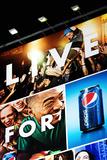 Advertising - Pepsi - Times square - Manhattan - New York City - United States Valokuvavedos tekijänä Philippe Hugonnard