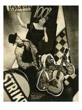 Vanity Fair - April 1925 Premium Photographic Print by Edward Steichen