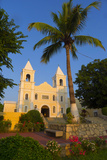 Parroquia San Jose Church, Mission Church, San Jose Del Cabo, Baja, Mexico Photographic Print by Douglas Peebles