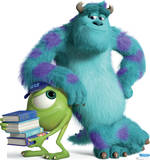 Mike and Sulley - Disney Pixar Monsters University Lifesize Standup Cardboard Cutouts