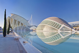 City of Arts and Sciences, Valencia, Spain Reproduction photographique par Rob Tilley