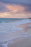 Sunrise, Bavaro Beach, Higuey, Punta Cana, Dominican Republic Stampa fotografica di Lisa S. Engelbrecht