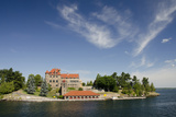 Singer Castle, 'American Narrows', St. Lawrence Seaway, Thousand Islands, New York, USA Photographic Print by Cindy Miller Hopkins