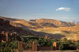 View from Ait Ben Haddou, UNESCO World Heritage Site, Ourzazate, Morocco, Africa Reproduction photographique par Kymri Wilt