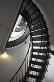 Stairs to the Top of the Saint Augustine Lighthouse, Florida, USA Reproduction photographique par Joanne Wells