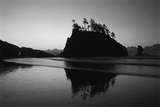 Sea Stacks, Second Beach, Olympic National Park, Washington, USA Photographic Print by Inger Hogstrom