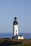 Yaquina Head Lighthouse, 1873, Newport, Oregon, USA Reproduction photographique par Jamie & Judy Wild