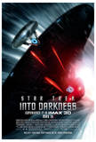 Star Trek Into Darkness Pursuit Movie Poster Print