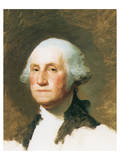 George Washington Premium Giclee Print by Gilbert Stuart