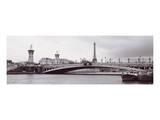 Pont Alexandre II Premium Giclee Print