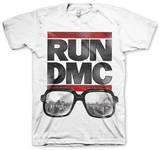 Run DMC - Glasses Logo T-Shirts