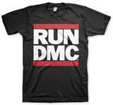 Run DMC - Classic Logo Camiseta