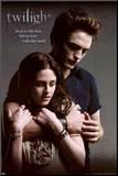 Twilight (film) Affiche montée sur bois