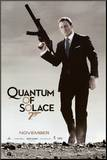 Quantum of Solace Mounted Print