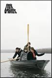Arctic Monkeys Impressão montada