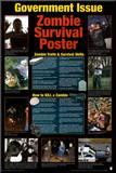 Zombie Mounted Print