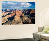 Grand Canyon Seen from the South Rim, Arizona, USA Veggmaleri av Adam Jones