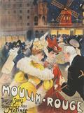 1900 - Paul Villefroy Giclée-tryk af E. Paul Villefroy