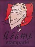 Stamparte Affischer av Valerio Adami