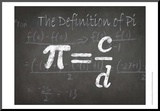 Mathematical Elements I Montert trykk av Ethan Harper
