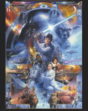 Star Wars - Anniversary Posters