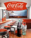 Coca-Cola - Diner Prints