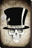 Memento Top Hat Impressão em tela esticada por  Shayne of the Dead