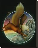 On The Prowl Impressão em tela esticada por Preston Craig