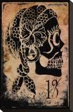 Gypsy 13 Impressão em tela esticada por  Shayne of the Dead
