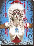 Sacrifice Impressão em tela esticada por  Shayne of the Dead