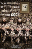 Duck Dynasty - Camo TV Poster Prints
