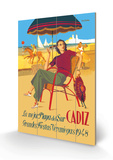 Cadiz, La Mejor Playa del Sur Treskilt