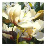 Fragrant Spring Impressão giclée premium por Elizabeth Horning