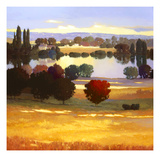 Early Autumn I Premium Giclee Print by Max Hayslette