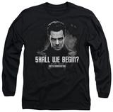 Long Sleeve: Star Trek Into Darkness - Shall We Begin Long Sleeves
