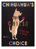 Chihuahua Impressão giclée premium por Ken Bailey